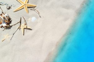 beach, vacations, sea