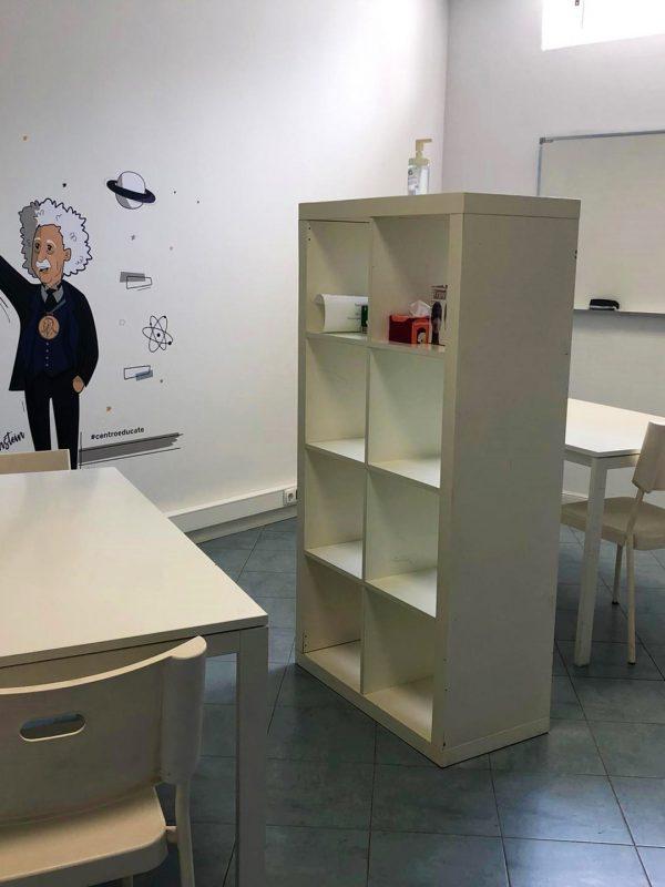 Sala Isolamento Educate